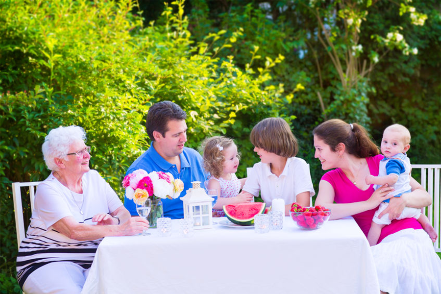 Benefits of live in care for families