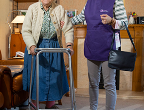 Keeping your independence is as important to your elderly loved one as it is to you