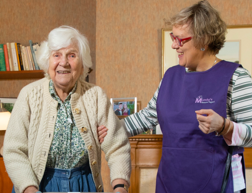 How senior respite care can help you and your loved one
