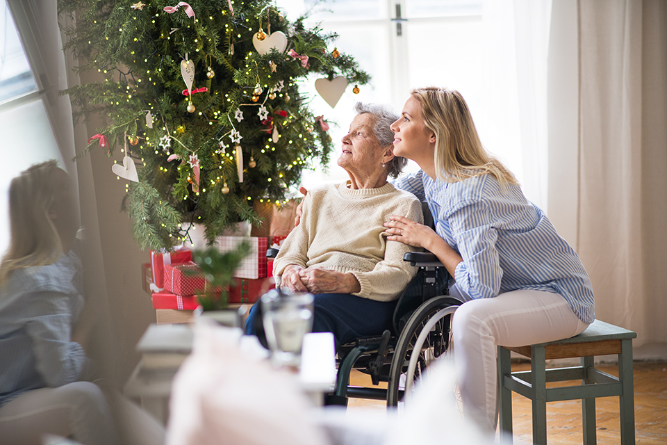 Live-in care at Christmas