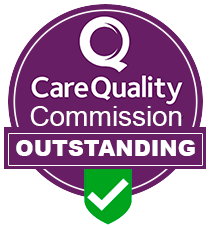 Mumby's is rated Outstanding by the CQC for Live in Care