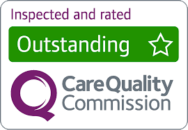 Mumby's is rated outstanding by the CQC