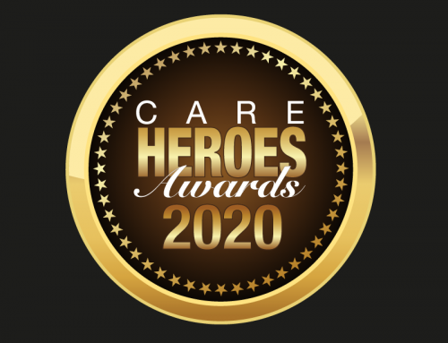 Mumby's Homecare shortlisted for Innovation in Care at Care Hero Awards