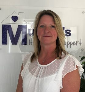 Nancy Walters, Head of Operations, Mumbys Homecare Support
