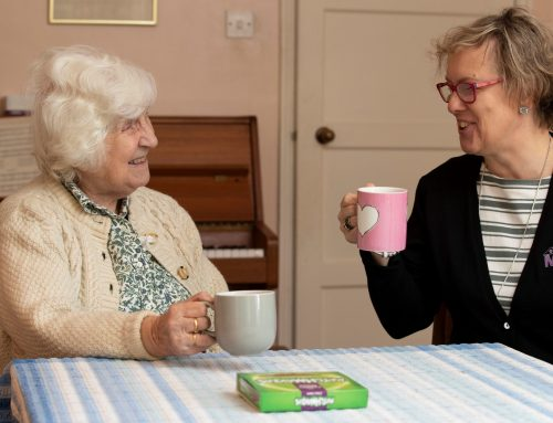 Live-in care vs care home