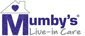 Mumbys – Homecare Support Logo