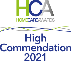 High Commendation for Home Care Awards