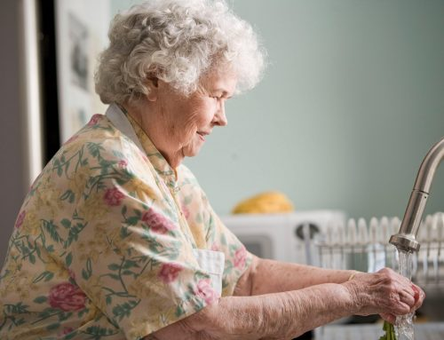 Supporting someone with dementia