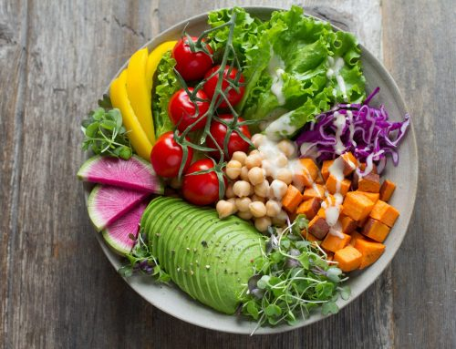 Nutrition for the elderly – eating well as we age